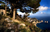 From Monte Solaro.The highest point on the island of Capri, in Anacapri territory.