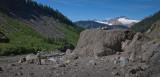 Landslide Debris Atop A Large Boulder (DemingGl_080713-164-1.jpg)