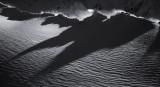 Neve Glacier:  Shadows & Blowing Snow(Snowfield_122413_064-1.jpg)