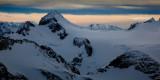 Snowfield Peak & Neve Glacier From The Northeast (Snowfield_012114_040-1.jpg)