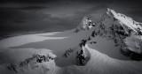 Sentinal & Leconte Peaks From The Northwest(SentinalLeconte_012114_026-2.jpg)