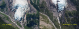 Twelve Years:  Coleman Glacier(MtBakerColemanGlacier_12yrComp.jpg)