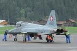 Maintaining F-5F, 1
