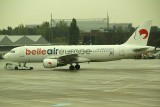 Belle Air Europe ready for taxi in DUS