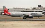 Jetblue Boston Red Sox special scheme A-320