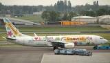 Sunweb B-737-800 ready to head to sunnier destination