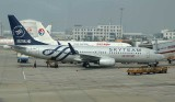 B-1981 promotes China Eastern's membership in the Sky Team alliance