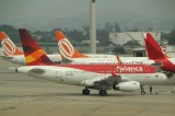 Avianca A-318 at GIG