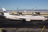 UA's 737-800 with retro livery for Continental Airlines