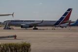 Cubana Cargo Tu-204 parked at HAV