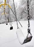 Play Set In The Snow