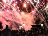 Disney EPCOT Fireworks 1574