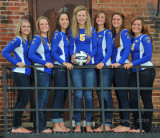 Marion Local Volleyball Seniors - 2013