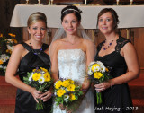 Katie & David Bergman Wedding 08-31-2013