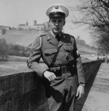 Walt Seger (U.S. Army Military Police in Europe, early 1950s)