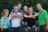 Dan and Yvonne Seger Family 06-09-2014