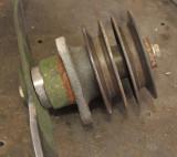 Mower Deck Spindle Repair