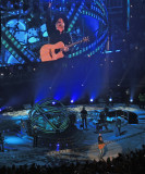 Garth Brooks in Concert (as seen from the cheap seats)
