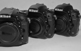Current Nikon Line-up