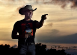 Dustin Lynch at Country Concert 2016