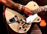 Beautiful guitar of the Wolfe Brothers