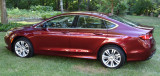 Brenda's new car (Chrysler 200)