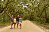Botany Bay Road, Edisto Island, South Carolina