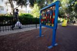 Playground at Ben Gurion Blvd