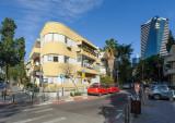 Bauhaus in Yehuda Halevi St.