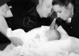 Sarah and Martin New Born Shoot - July 2016