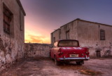 Catalkoy, Red Ford Anglia IMG_5815.jpg