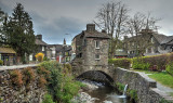Uses over the decades include being used as a counting house  for the mills of Rattle Ghyll,  a tea-room, a weaving shop,  a cobbler's, a chair maker's and,  at one time, a home to a family of eight!