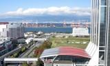 View from Hyatt Regency Osaka guess room