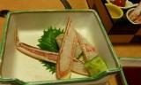 Snow Crab Sashimi