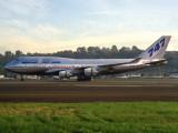 B747-400  N401PW