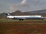 MD-83  EC-EFK