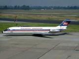 DC9-31  YU-AJM