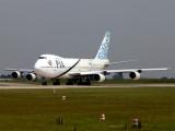 B747-200  AP-BAK
