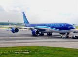 A340-500  4K-AZ85