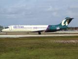 DC9-30  N916YV