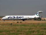 DC9-30  YU-AJF