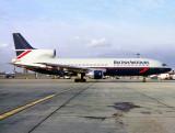 L-1011 TriStar  G-BBAJ