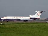 TU154B-2  YR-TPK