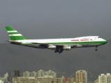 B747-200  VR-HKG