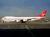 B747-200  G-VOYG