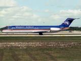 DC9-30  N209ME