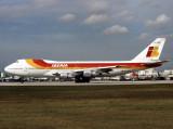 B747-200  EC-DNP