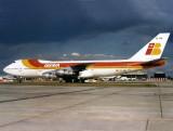 B747-200  EC-DIB