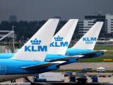 KLM 777's