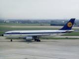 A300B  D-AIBA